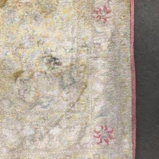 Antique Silk Oriental Carpet