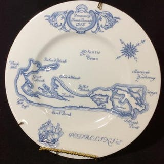 Vintage Wedgwood English Bone China Plate