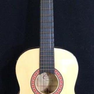Eleca six string guitar