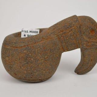Rare Pre-Columbian Costa Rican Stone Mesa. Condition: