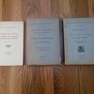 3 Books on Religion