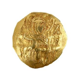 Ancient Byzantine John III Ducas (Vatatzes). Emperor of