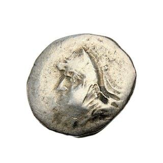 Ancient Silver Coin, KINGS of PARTHIA. Mithradates I.