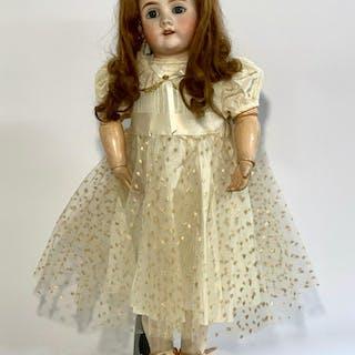 "30.5"" German Child Doll by Handwerck/Halbig"