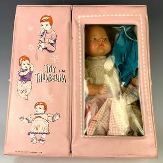 """Tiny Thumbeina"" by Ideal Toy Co."