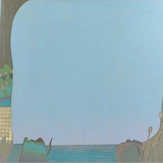 Maud Gatewood Morning Sky into Cove Original Painting