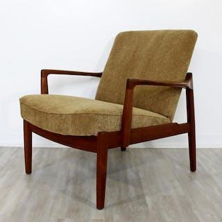 Finn Juhl for John Stuart Teak Lounge Armchair 1950s