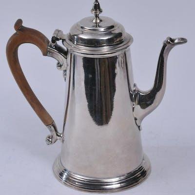 18th century English Georgian sterling silver
