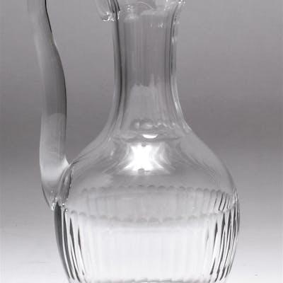 Baccarat Cut Crystal Renaissance Claret Jug