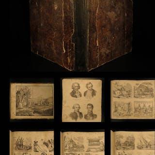 1830 D'Urville Pacific Voyages Illustrations Australia