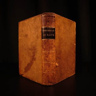 1851 Westminster Confession of Faith Scottish Catechism