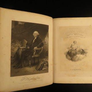1862 National Portrait Gallery Alonzo Chappel George W.