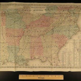 1867 Confederate Lost Cause CIVIL WAR Slavery CSA