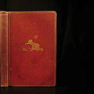 1927 1ed Winnie the Pooh Now We Are Six Milne