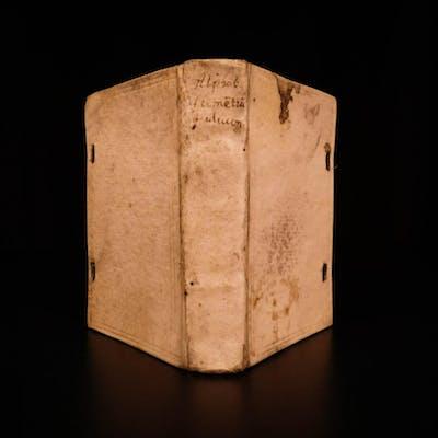 1662 1st ed Gobat JESUIT Sacraments Catholic Munich