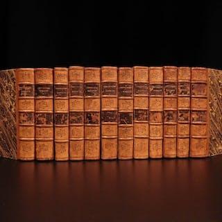 1763 History of ROME Livy Ab Urbe Condita Augustus MAPS