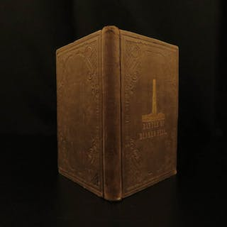 1843 1ed Sketches of Bunker Hill American Revolutionary