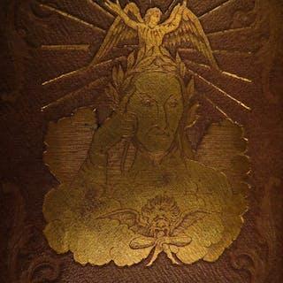 1848 Dante Alighieri Divine Comedy Inferno Vision