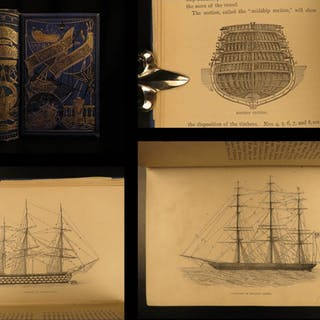 1882 History of a Ship Pirates Steam Engine Torpedoes