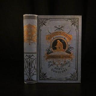 1887 1st ed Civil War Defense of the Union John Urban