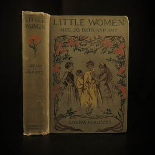 1896 Little Women by Louisa May Alcott Children CLASSIC