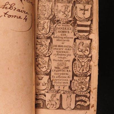 1629 VIKINGS History of Denmark Scandinavia Iceland