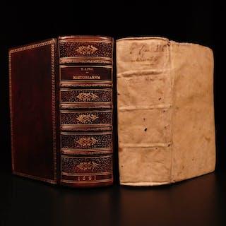 1691 LIVY History of Rome Ab Urbe Condita Caesar