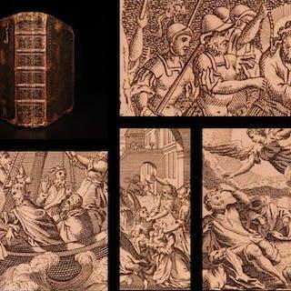 1770 Book of Common Prayer Psalms Church of England