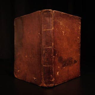 1791 EARLY American ed Church of Scotland Westminster