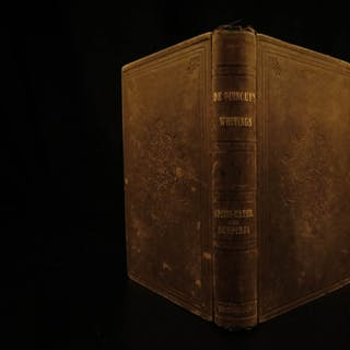 1851 Confessions of an English Opium-Eater de Quincey