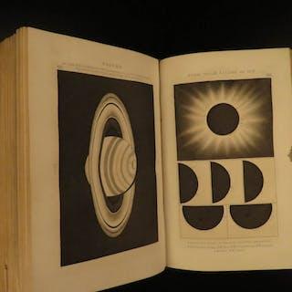 1854 Astronomy Meteorology Illustrated SCIENCE Lardner