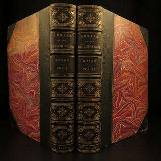 1865 1ed Their Majesties' Servants Annals