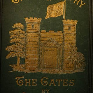 1880 1ed Geography of the Gates Philo-Israel