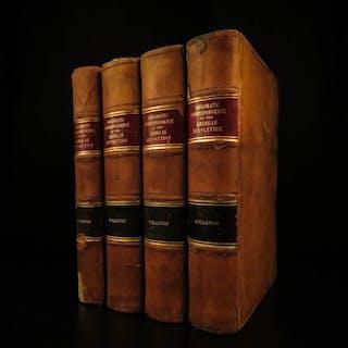 1889 1st ed Revolutionary War Diplomatic Correspondence