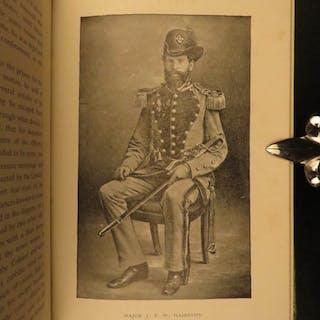 1893 1st ed Richmond Prisons Confederate Civil War POWs