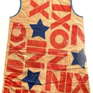 Nixon Paper Hostess Dress, 1968 Republican Convention