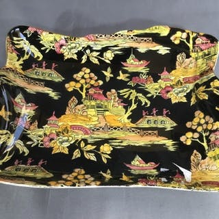 ROYAL WINTON CHINOISSERIE SERVING PLATE