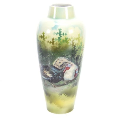 """Vase, Marked R.S. Prussia 7.5"""""""