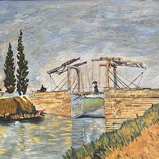 Vincent Van Gogh (manner of)