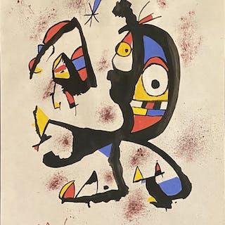 Joan Miró (manner of)