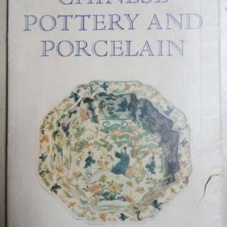 Chinese Pottery and Porcelain Vainker, S. J.
