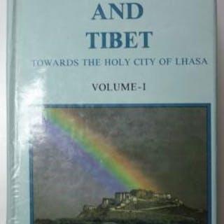 Ch'ing Dynasty Inscription At Lhasa, Vol. XlVII Richardson, H. E.