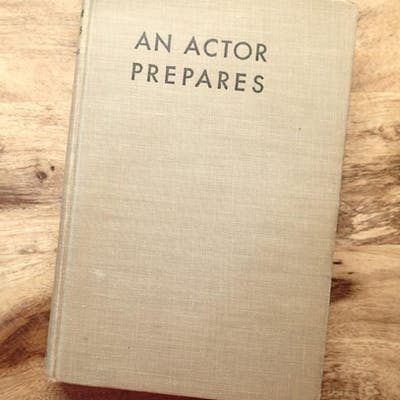 AN ACTOR PREPARES : Anniversary Ediition of June 1948...