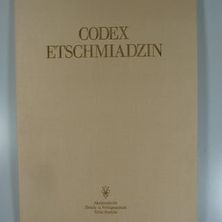 CODEX ETSCHMIADZIN.