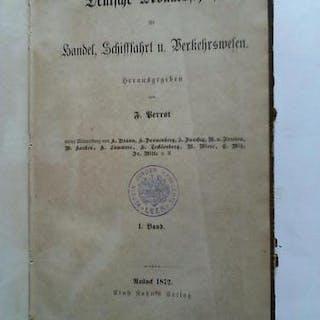 Deutsche Monatsschrift für Handel