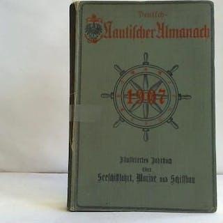 Illustriertes Jahrbuch über Seeschiffahrt