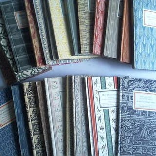 24 Bände Insel-Bücher