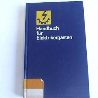 Handbuch für Elektrikergasten Ministerium für Nationale...