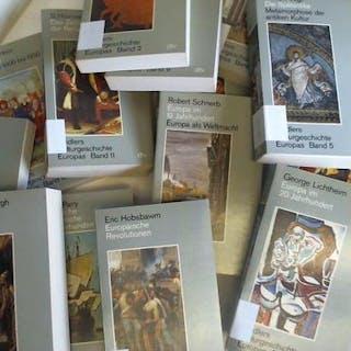 20 Bände Kindlers Kulturgeschichte