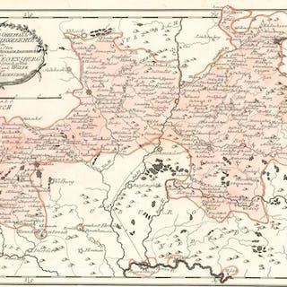 Des Herzogthums Oberpfalz Südliche Pflegegerichte